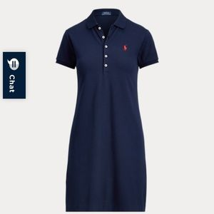 Ralph Lauren Sport green polo dress